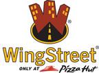 Pizza Hut WingStreet logo.  (PRNewsFoto/Pizza Hut)