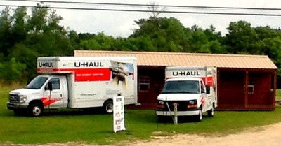 Albany Auto Center Inc. Utilizes Untapped Potential By Joining Forces with U-Haul (PRNewsFoto/U-Haul)