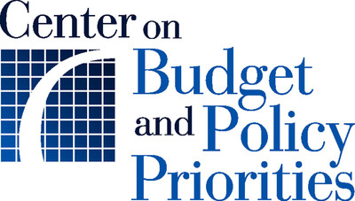 Center on Budget and Policy Priorities logo. (PRNewsFoto/Center on Budget and Policy Priorities)