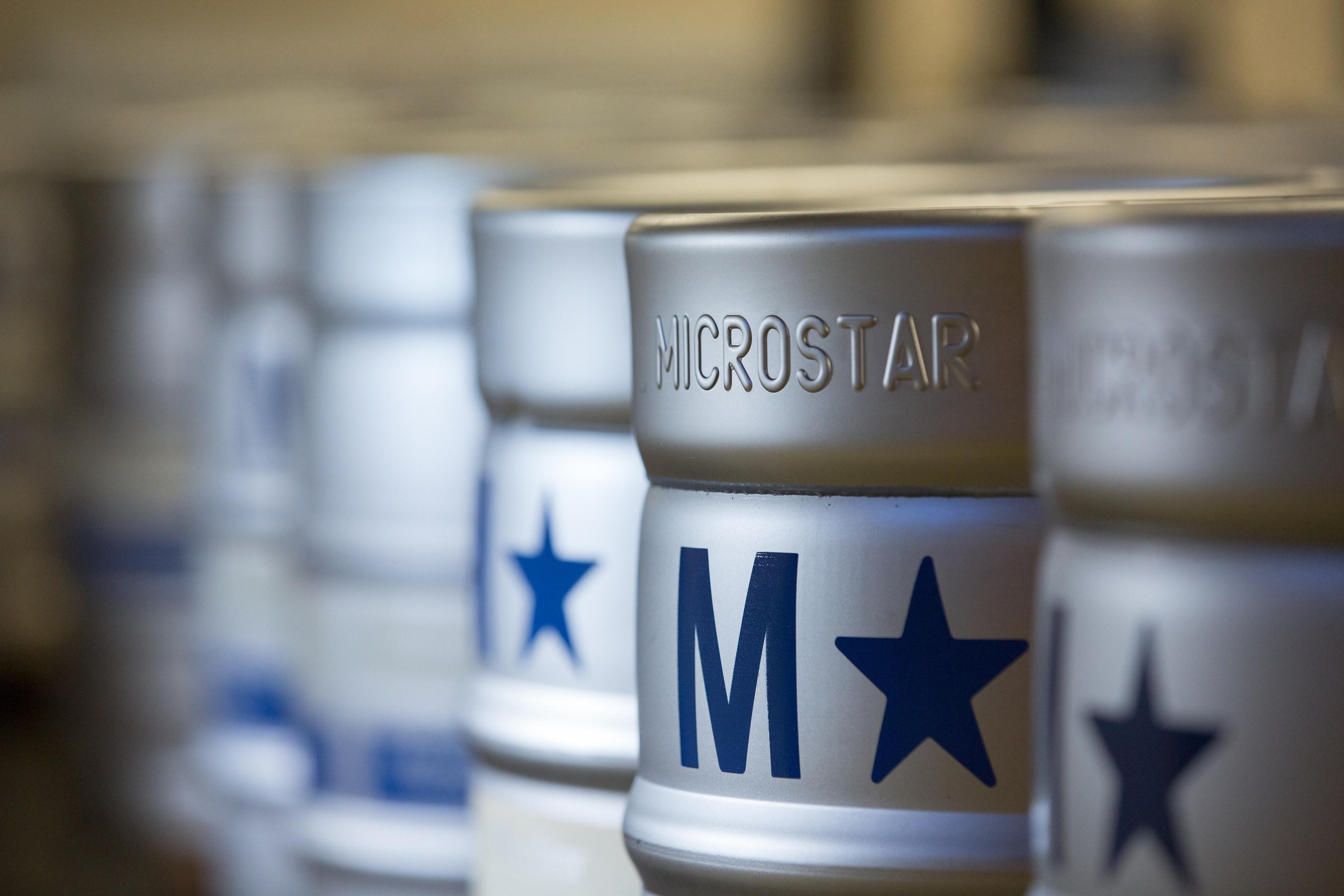 MicroStar Kegs