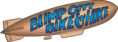 Blimp City Bike & Hike logo.  (PRNewsFoto/Blimp City Bike & Hike)