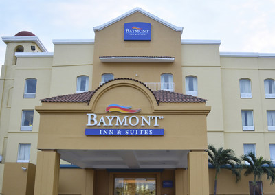 The 118-room Baymont Inn & Suites Lazaro Cardenas, pictured above, is located near Mexico's leading west coast port. Its opening marks the brand's 400th hotel and first hotel in Mexico.