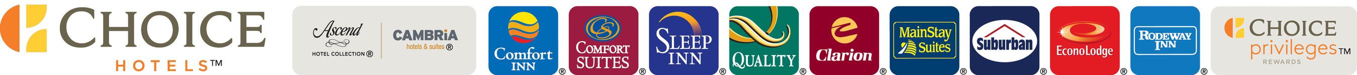 Choice Hotels International Logo chain