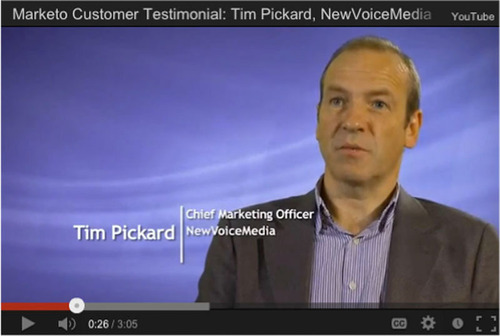 NewVoiceMedia Reaps 5X Return on the Cost of Its Marketo Investment in 12 Months