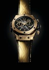 Big Bang Unico Usain Bolt-411 VX 1189 VR USB16-PB-HR-B (PRNewsFoto/HUBLOT)
