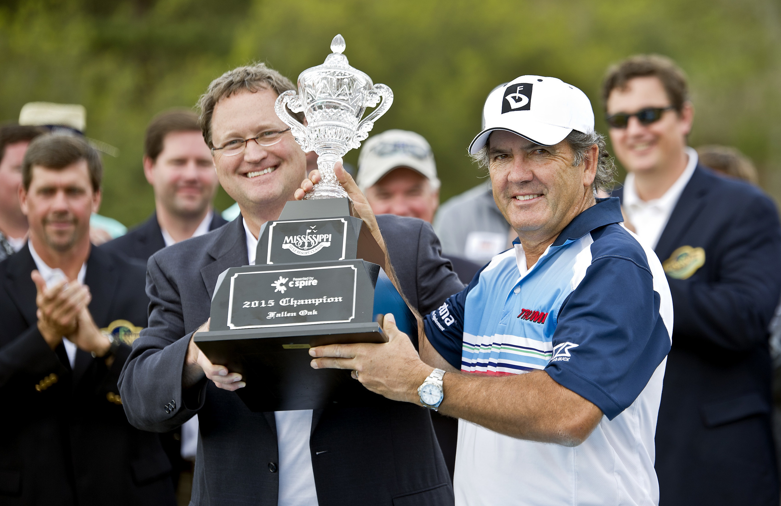 David Frost set to defend title at 2016 Mississippi Gulf Resort Classic; Mississippi-based telecom, tech giant C Spire presenting sponsor