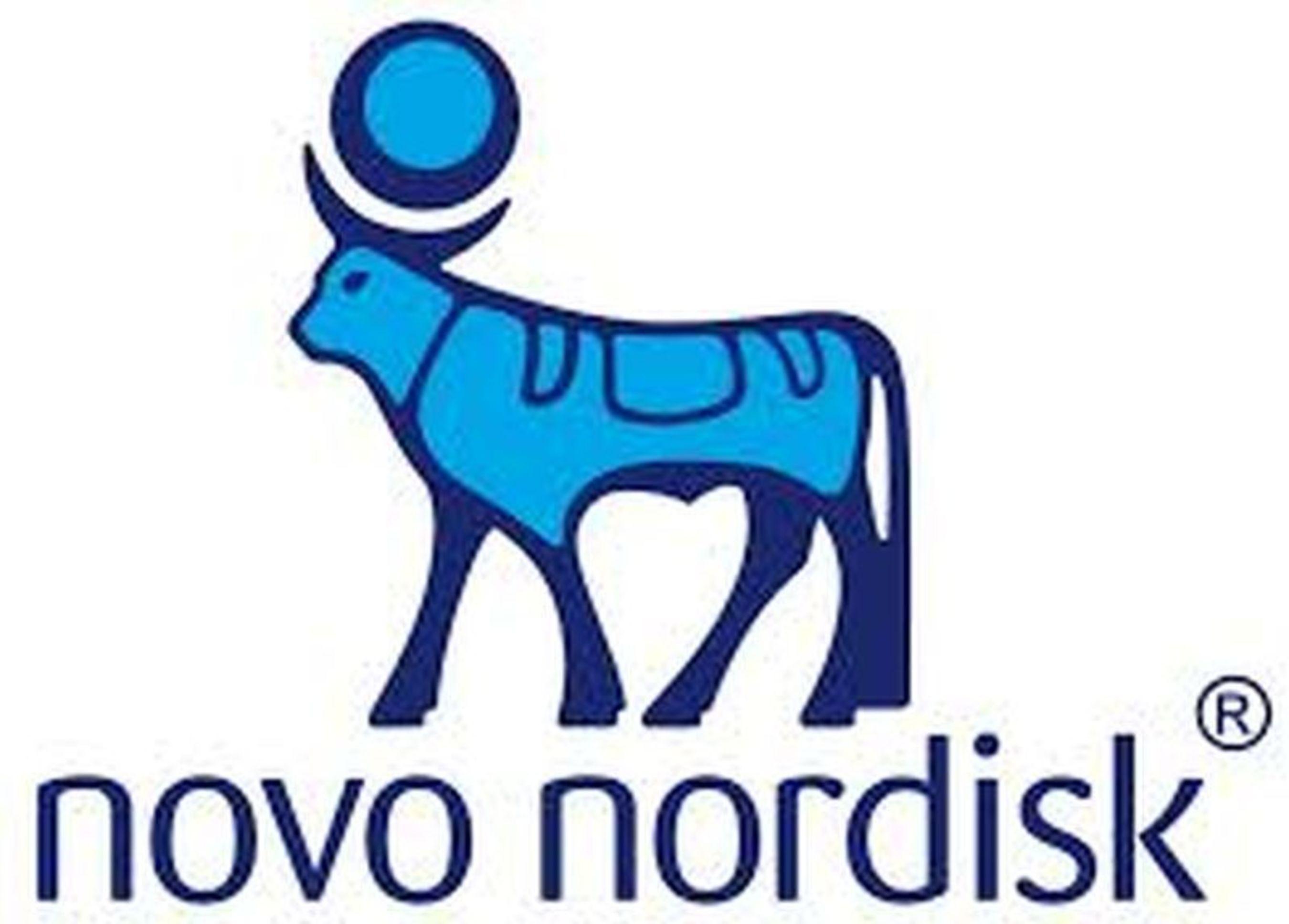 Novo Nordisk Logo (PRNewsFoto/Novo Nordisk)