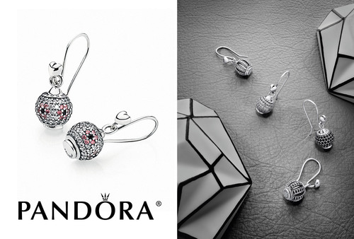 Pandora Launches Charming New Earring Concept