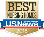 UHS-Pruitt Healthcare Centers Rank Among U.S. News & World Report's Best Nursing Homes List