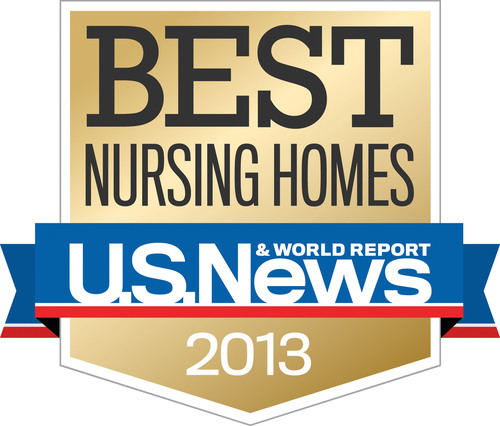 Seventeen UHS-Pruitt Corporation health care centers named to the 2013 US News list of Best Nursing Homes in the country.  (PRNewsFoto/UHS-Pruitt Corporation)