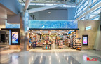 Eight new shops - including Victoria's Secret and seven renovated Hudson locations - are now open at John F. Kennedy International Airport's Terminal 8, announced airport retail terminal developer Westfield and premier travel retailer Hudson Group.
