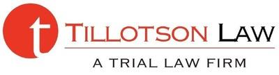 Tillotson Law Firm Logo header 2016