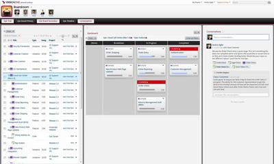 VersionOne Introduces PlanningRoom, Conversations and SAFe(tm) Metrics.  (PRNewsFoto/VersionOne)
