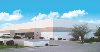 Leclerc Foods USA expanding with a new facility in Phoenix.  (PRNewsFoto/Leclerc Foods USA)