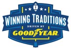 """Starting October 15, fans can head to www.ESPN.com/Goodyear to cast their ballot in the """"Winning Traditions Driven by Goodyear(R)"""" fan vote, selecting their favorite from a number of recognized traditions in college football."""