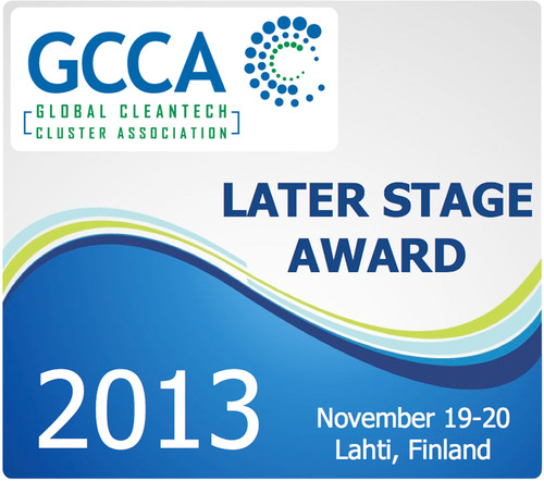 The 160 nominations for the GCCA Later Stage Awards will be judged in 10 categories by 30 cleantech venture ...