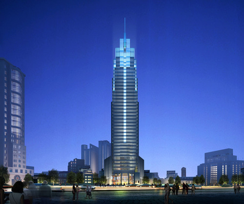 Pelli Clarke Pelli Architects' First Project in Vietnam Breaks Ground