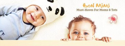 Bon Mimi Launches with Must-Haves for Moms & Tots!