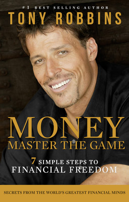 Tony Robbins' new book Money: Master the Game (PRNewsFoto/Simon & Schuster)