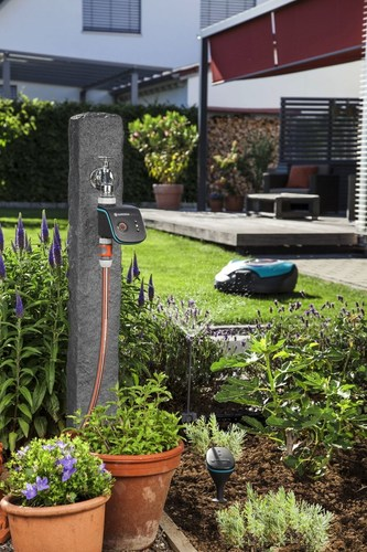 Gardena smart system uses Lemonbeat. Gardena, known for innovative gardening tools and watering systems, plans ...