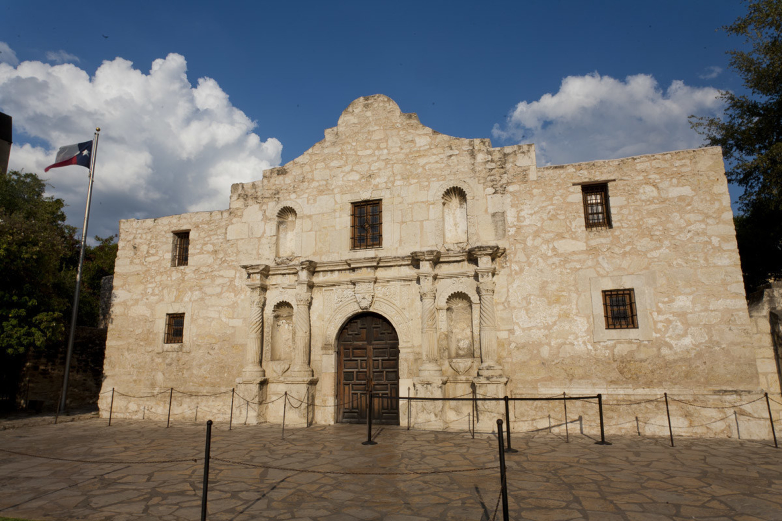 Mission San Antonio de Valero (better known as The Alamo), is one of five San Antonio Missions just named to ...