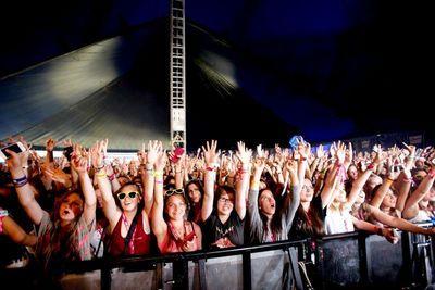 Apl.de.ap from Black Eyed Peas to headline the EF Summeranza 2014 festival in London, England (PRNewsFoto/EF Education First)