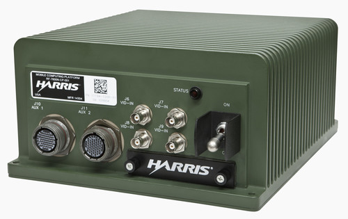 Harris Corporation Expands Baseband Offerings with Introduction of Falcon III® RF-7800N-CP Mobile