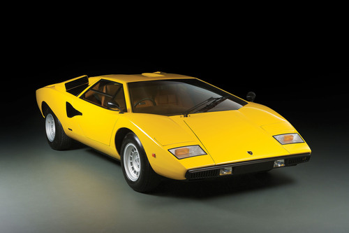 Classic Lamborghini Countach out of your budget? Hagerty recommends an option which supplies the same amount of  ...