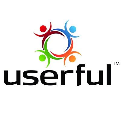Userful Corporation logo (PRNewsFoto/Userful Corporation)