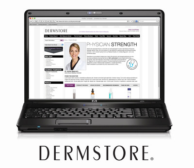 DermStore.com Introduces Physician Strength Section