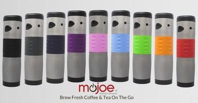 mojoe(TM) - Brew Fresh Coffee & Tea On The Go