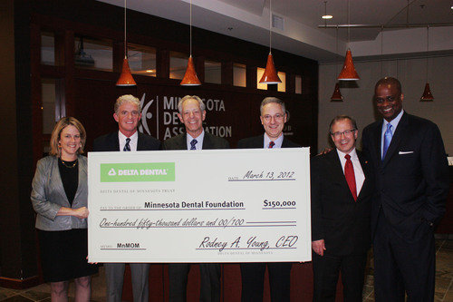 Delta Dental Donates $150,000 to Minnesota Mission of Mercy