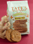 America's sweet tooth just got a whole lot sweeter with the award-winning Gluten Free Ginger Zinger cookie by Tate's Bake Shop