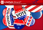 The new  LifePath iBoard  app, which can be downloaded free from the Apple and Google Stores, has a Public Publishing feature that allows Presidential Candidates to personally connect with voters and donors in an easy, cost effective manner.