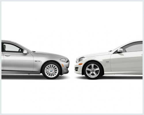 Top luxury cars of 2013 battle head to head in online for Aristocrat motors mercedes benz