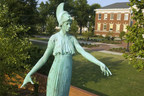 Founded in 1891, UNCG is the largest and most diverse university in the Triad region of North Carolina, serving more than 18,000 students. The statue of Minerva is one of the university's icons.