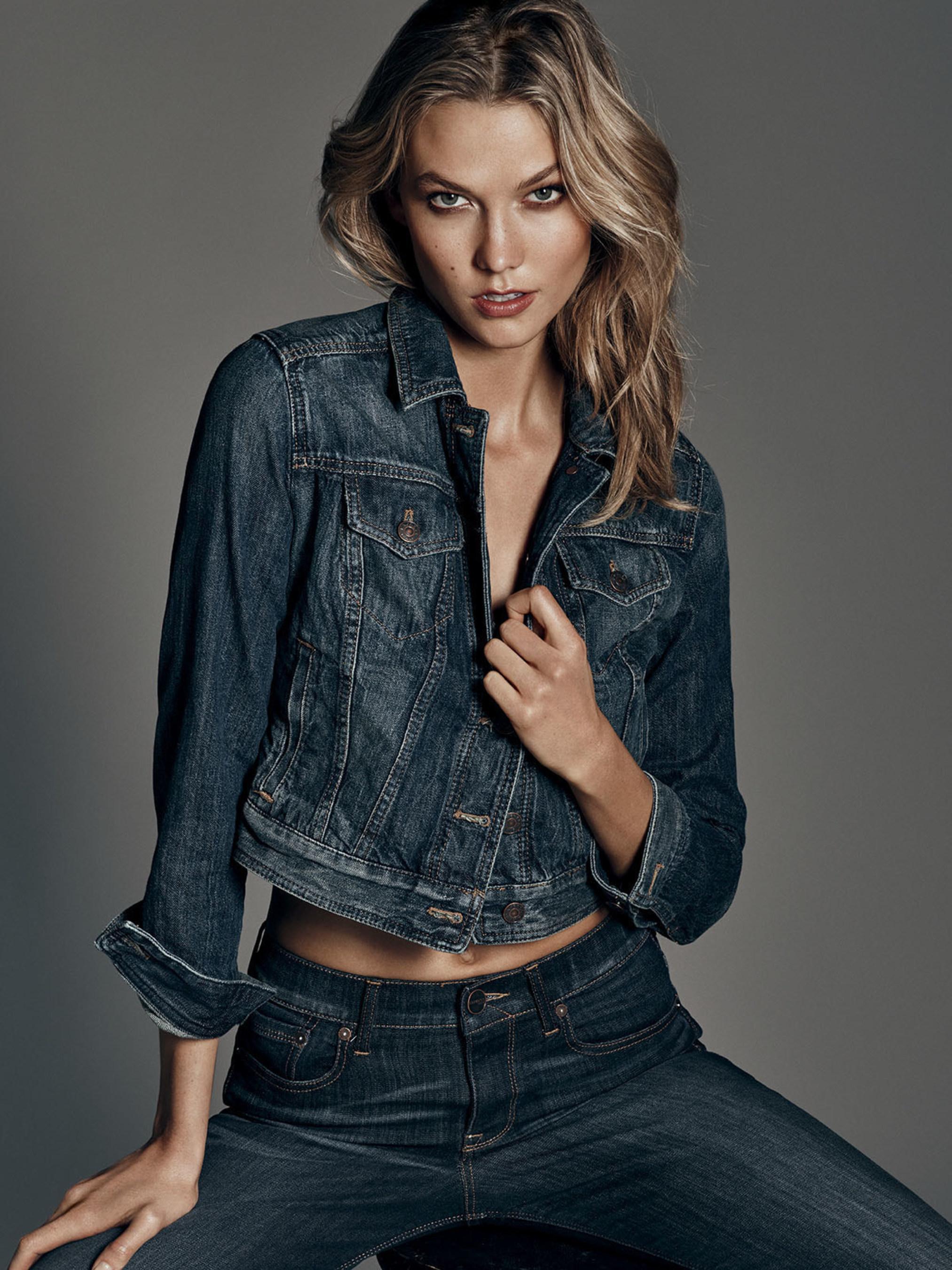 Karlie Kloss es la nueva cara de la campaña de jeans 'Fit for You ...