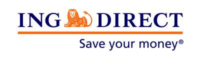 ING DIRECT logo. (PRNewsFoto/ING DIRECT USA)