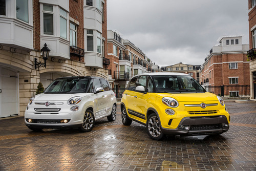 All-new 2014 Fiat 500L Expands the FIAT Brand's Product Lineup and its Commitment to Innovative and