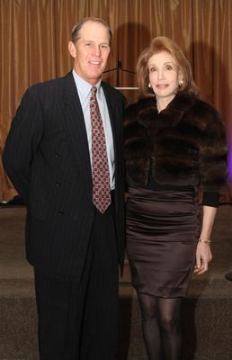 Steven M. Ford, Elizabeth Kabler.  (PRNewsFoto/New York Center for Living)