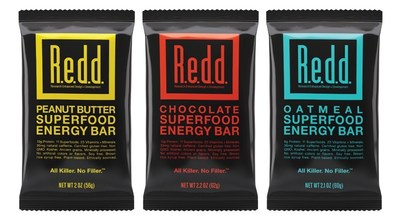R.e.d.d. Superfood Energy Bars Now Available Nationwide. www.reddbar.com