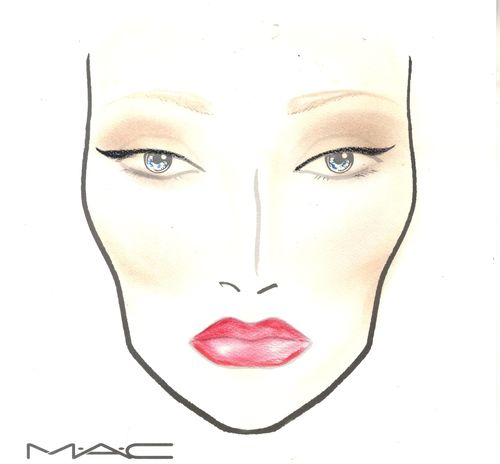 Kerry Hayes (PRNewsFoto/MAC Cosmetics)