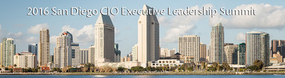 Register Today for the 2016 San Diego CIO Executive Leadership Summit! https://nov0316.ontrackevents.com/