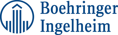 Boehringer Ingelheim Pharmaceuticals, Inc. logo.