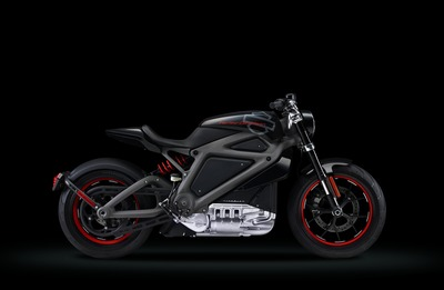 HARLEY-DAVIDSON REVEALS PROJECT LIVEWIRE(TM), THE FIRST ELECTRIC HARLEY-DAVIDSON MOTORCYCLE (PRNewsFoto/Harley-Davidson Motor Company)