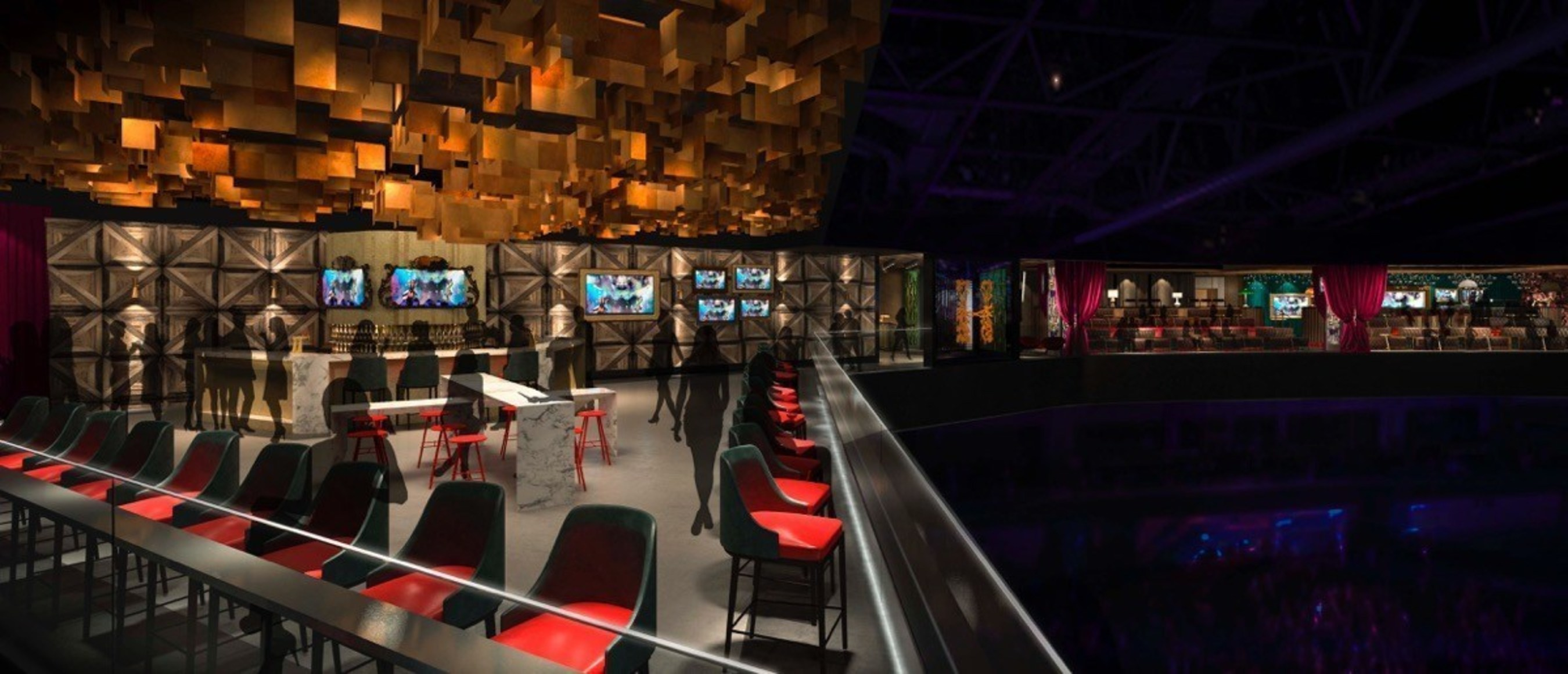 Hyde Lounge at Las Vegas Arena to debut Spring 2016 from sbe, the leading lifestyle hospitality company. sbe and Las Vegas Arena announce revolutionary nightlife, entertainment and sporting viewing experience unlike any other.