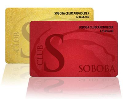 Soboba New Club Card