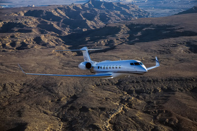 Gulfstream G650ER circumnavigates the globe in one stop. Gulfstream Aerospace Corp. today announced that the G650ER recently set two city-pair records while flying around the world in one stop. The aircraft landed both times with fuel in excess of National Business Aviation Association instrument flight rule reserves.