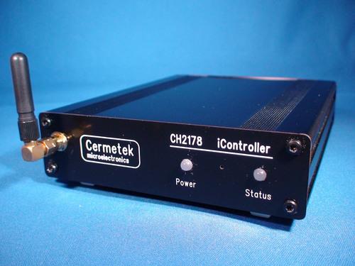 CH2178 iController.  (PRNewsFoto/Cermetek Microelectronics, Inc.)
