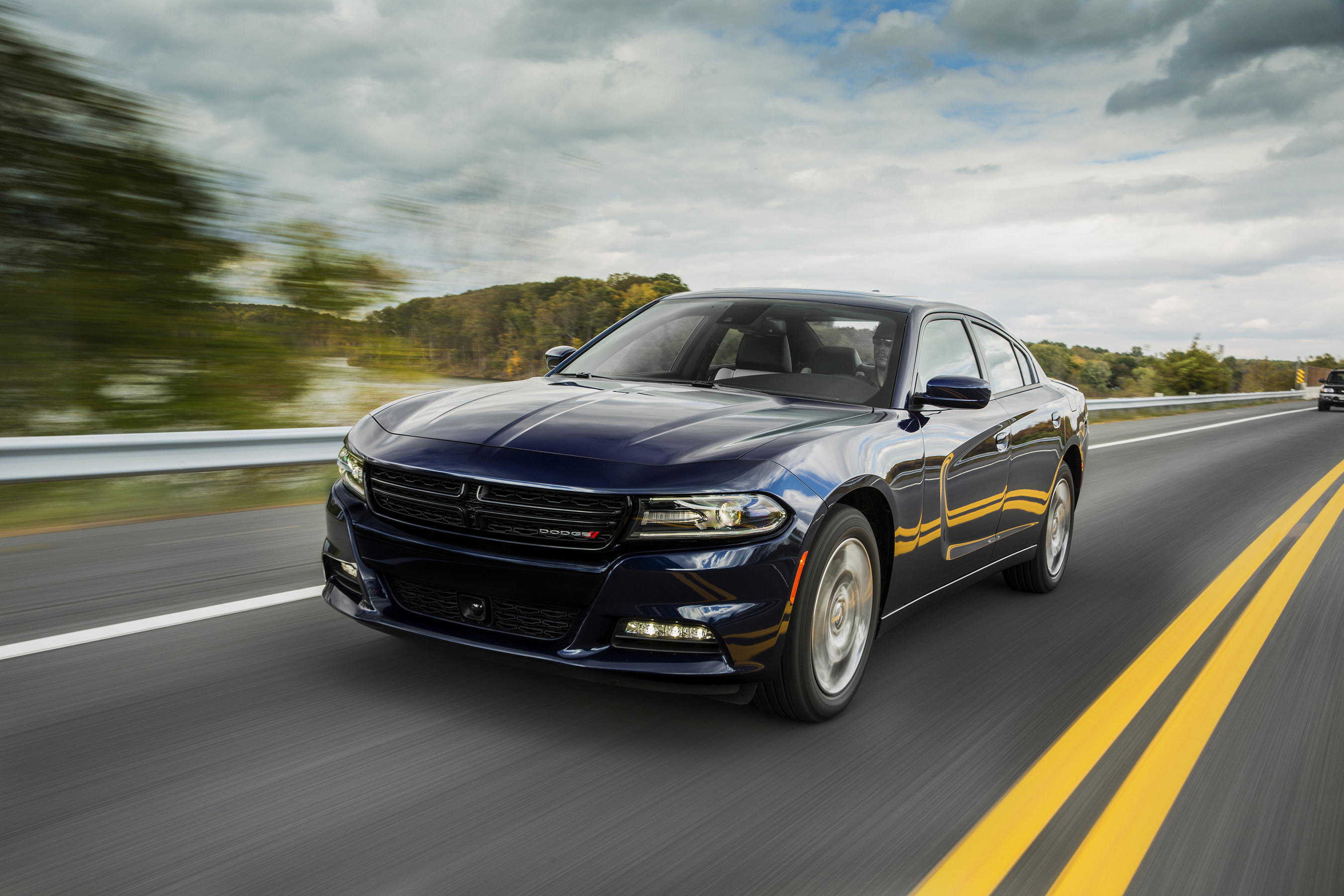 2017 Dodge Charger >> 2017 Dodge Charger Earns Five Star Overall Safety Rating
